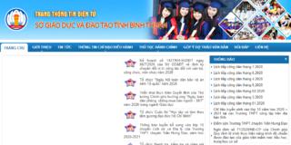 Tra cứu điểm thi vào lớp 10 THPT tỉnh Bình Thuận 2020 ở đâu nhanh nhất