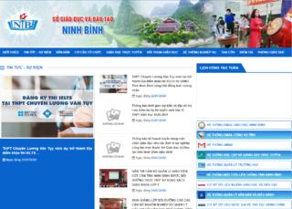 Tra cứu điểm thi vào lớp 10 THPT tỉnh Ninh Bình 2020 ở đâu nhanh nhất