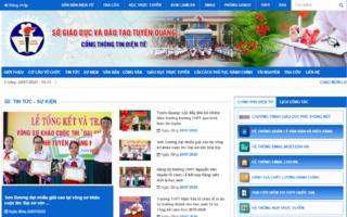 Tra cứu điểm thi vào lớp 10 THPT tỉnh Tuyên Quang 2020 ở đâu nhanh nhất