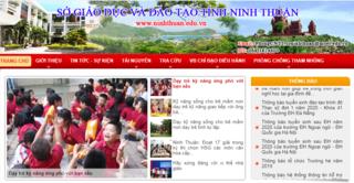 Tra cứu điểm thi vào lớp 10 THPT tỉnh Ninh Thuận 2020 ở đâu nhanh nhất