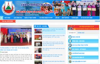 Tra cứu điểm thi vào lớp 10 THPT tỉnh Đắk Lắk 2020 ở đâu nhanh nhất
