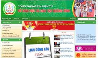 Tra cứu điểm thi vào lớp 10 THPT tỉnh Quảng Bình 2020 ở đâu nhanh nhất