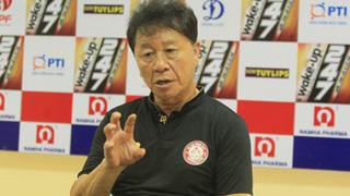 HLV Chung Hae Seong nói gì khi đội nhà thua tan nát Hà Nội FC?