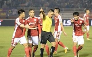 CLB TP.HCM muốn thay đổi trưởng ban trọng tài V.League