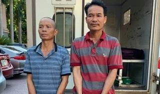 Bắt 2 đối tượng thay tên đổi họ để trốn truy nã gần 20 năm