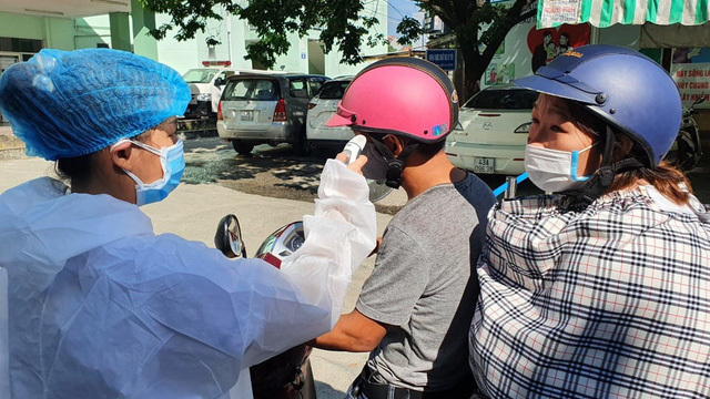 1.079 người đã tiếp xúc với bệnh nhân Covid-19 ở Đà Nẵng, trong đó 288 người là F1