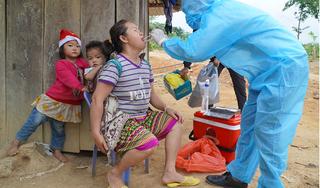 Phát hiện ca mắc bạch hầu đầu tiên tại Bình Phước