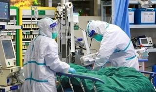 Bệnh nhân 416 diễn biến xấu nhanh, phải chạy ECMO và lọc máu liên tục