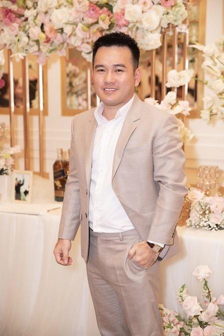 Dàn khách mời khủng dự lễ cưới của Á hậu Thúy Vân