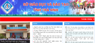 Tra cứu điểm thi vào lớp 10 THPT tỉnh Trà Vinh 2020 ở đâu nhanh nhất