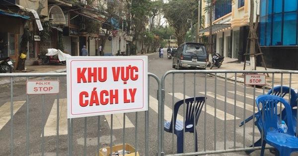 Nghệ An rà soát, cách ly người dân từng đến Đà Nẵng trong 14 ngày qua