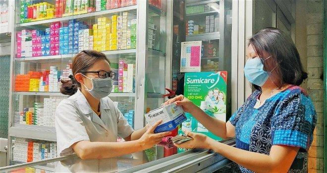Từ 26/7, yêu cầu người mua thuốc cảm cúm phải để lại thông tin cá nhân