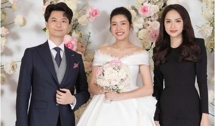 Được mời lên hát tại đám cưới Á hậu Thúy Vân, Hương Giang khiến BTC 'cạn lời' với danh sách bài hát