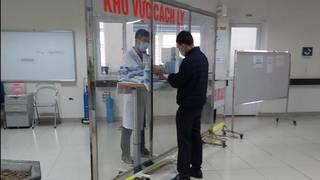 Hải Phòng: Cách ly 1 trường hợp liên quan đến bệnh nhân 416