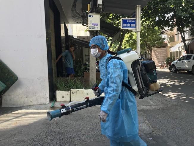 Đà Nẵng công bố lịch trình di chuyển của bệnh nhân 418