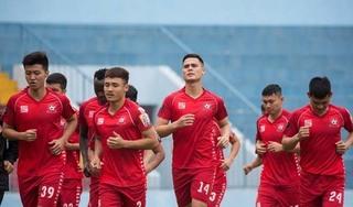 Chính thức hoãn trận đấu giữa Hải Phòng và Đà Nẵng ở vòng 12 V.League