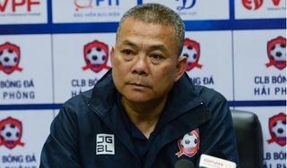 HLV Hải Phòng nói gì về việc chiêu mộ bộ đôi cầu thủ của Quảng Ninh?