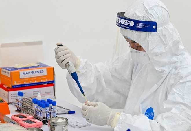 Đã có kết quả xét nghiệm 25 người liên quan đến bệnh nhân 416 và 418 ở Quảng Nam