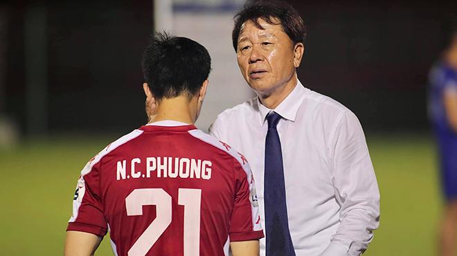 HLV Chung Hae-seong không hối hận khi chia tay TP.HCM