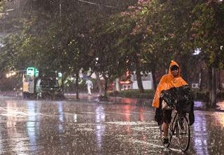 Miền Bắc đón đợt mưa dông mới, vùng núi mưa to đến rất to