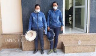 Bắt 2 'nữ quái' đưa 9 người Trung Quốc xuất nhập cảnh trái phép