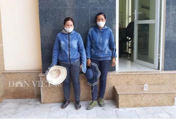 Chân dung 2 'nữ quái' đưa 9 người Trung Quốc xuất nhập cảnh trái phép