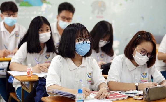 Thi tốt nghiệp THPT 2020: Thí sinh ho, sốt sẽ được bố trí phòng thí riêng
