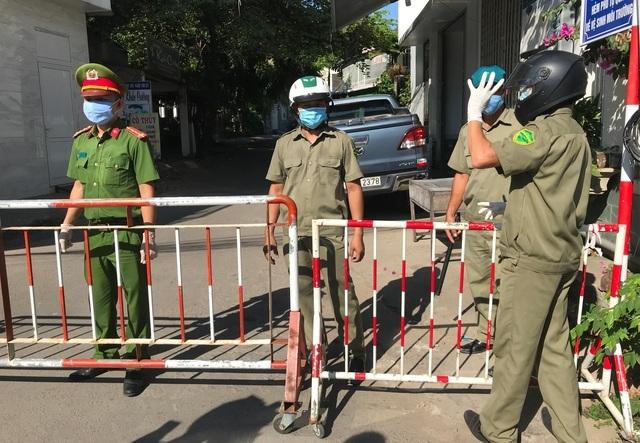 Phong tỏa Bệnh viện đa khoa TP Quảng Ngãi  và hơn 200 hộ dân nơi bệnh nhân 419 sống