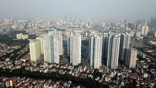 Hà Nội rung lắc do dư chấn động đất mạnh ở Sơn La