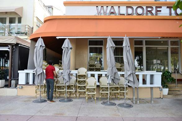 Đại dịch COVID-19: Đã làm 26.160 nhà hàng tại Mỹ phải đóng cửa