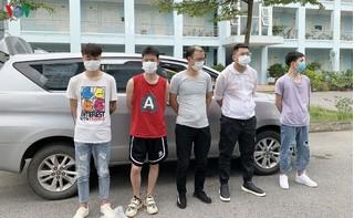Điều lái xe từ Nha Trang ra Lào Cai đón 10 người Trung Quốc nhập cảnh trái phép