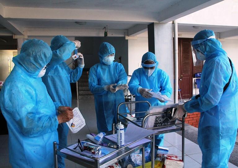 Phát hiện 2 ca nghi mắc Covid-19 tại Quảng Nam