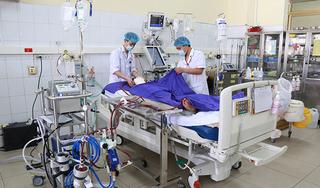 Bệnh nhân 416 mắc Covid-19 ở Đà Nẵng tiên lượng rất nặng