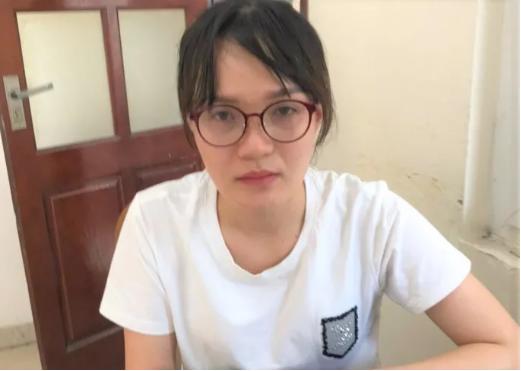 Bắt 'nữ quái' xinh đẹp bị Công an TP Hà Nội truy nã đặc biệt