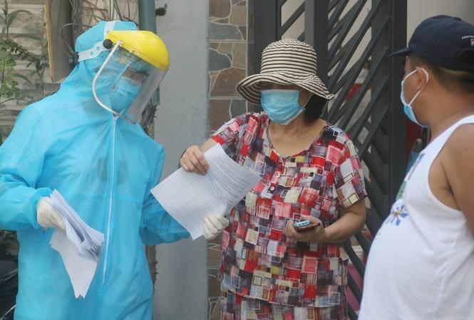 Hơn 10 nghìn người là F1, F2 tiếp xúc với 3 ca nhiễm Covid-19 tại Đà Nẵng