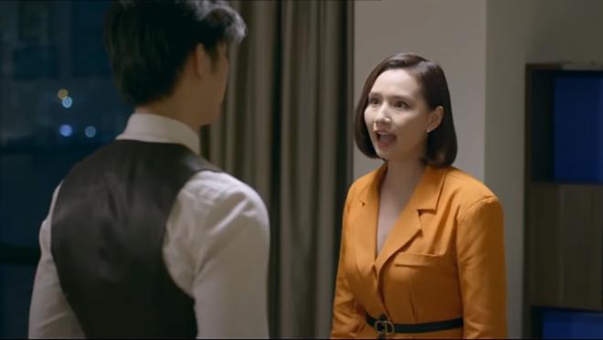 'Tình yêu và tham vọng' tập 38: Linh đỡ đòn thay mẹ kế, Minh và Tuệ Lâm 'khẩu chiến' vì Linh