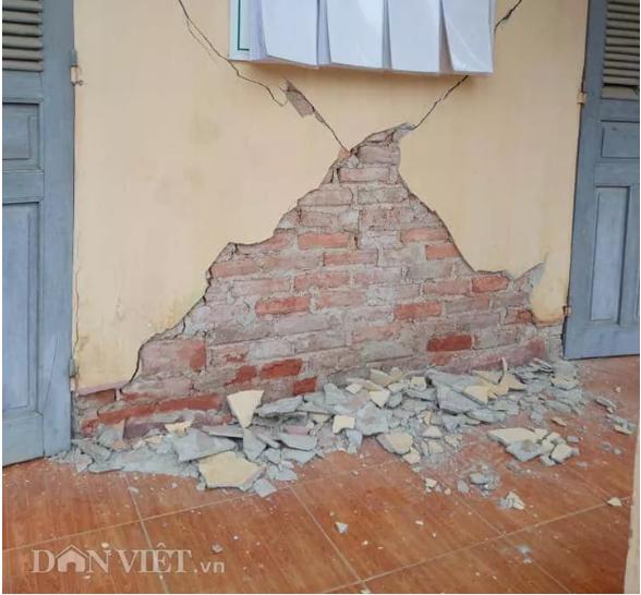 Sơn La xảy ra 7 trận động đất liên tiếp trong 20 tiếng