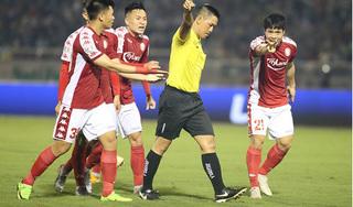 Ông Dương Văn Hiền từ chối tiết lộ án phạt trọng tài bắt trận TP.HCM- Hà Nội FC