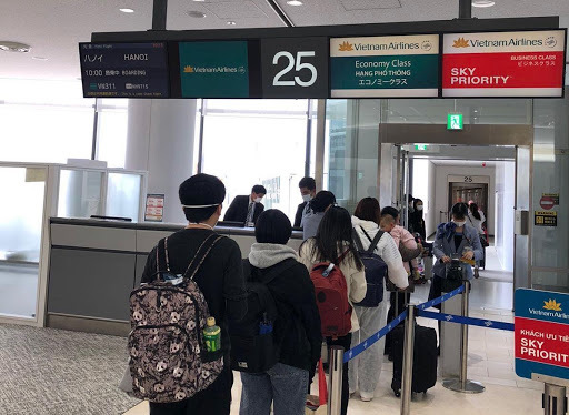 Đà Nẵng tiếp nhận, cách ly gần 200 công dân Việt Nam từ Hoa Kỳ, Nhật Bản về nước