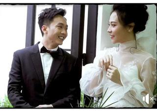 Đàm Thu Trang chia sẻ khoảnh khắc kỷ niệm 1 năm ngày cưới, trách yêu Cường Đô La