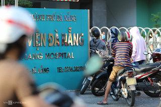 Quảng Ngãi buộc cách ly 1 bệnh nhân trốn khỏi bệnh viện Đà Nẵng