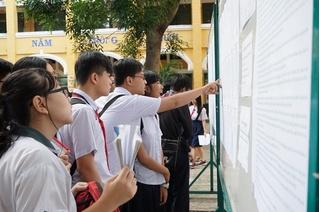 Xem điểm chuẩn vào lớp 10 THPT tỉnh Hậu Giang 2020 chính xác nhất
