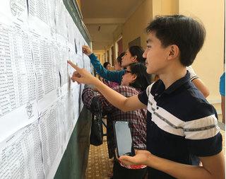 Điểm chuẩn Đại học Phương Đông năm 2020 nhanh và chính xác nhất