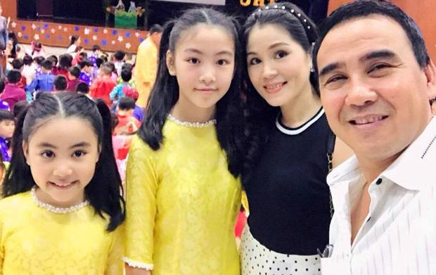 Con gái Quyền Linh khóc sưng mắt khi viết thư mừng sinh nhật ba, khiến dàn sao Vbiz phải nức nở theo