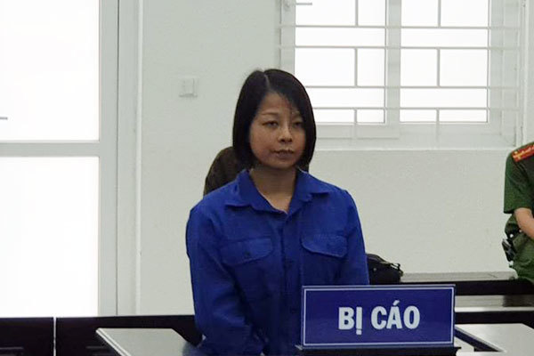 Xét xử nữ cán bộ ngân hàng Quảng Ninh lừa hơn 54 tỷ qua mạng