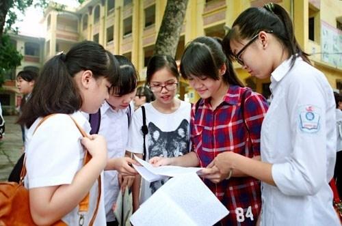 Xem điểm chuẩn vào lớp 10 THPT tỉnh Đắk Nông 2020 chính xác nhất