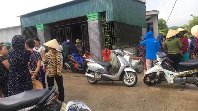Cháy nhà ở Hà Tĩnh, 4 mẹ con thương vong