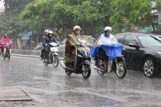 Tin tức thời tiết ngày 29/7/2020: Mưa dông diện rộng khắp cả nước