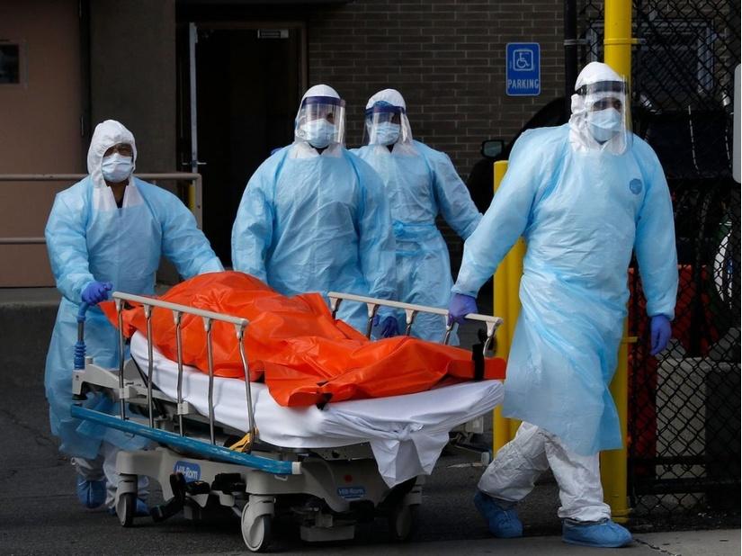 Mỹ ghi nhận gần 4,5 triệu ca nhiễm Covid-19