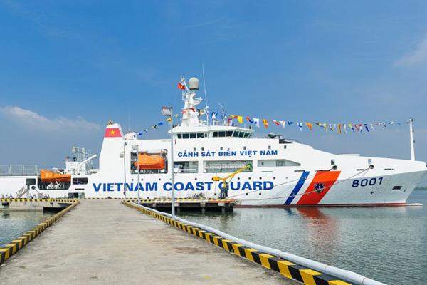 Nhật hỗ trợ Cảnh sát biển Việt Nam đóng 6 tàu tuần tra
